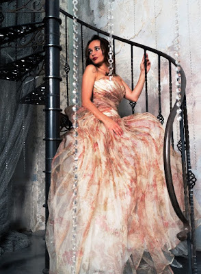 Fashion styles - the princess and empire dress