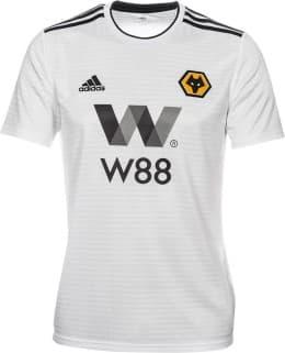 ウルヴァーハンプトン・ワンダラーズFC 2018-19 ユニフォーム-アウェイ