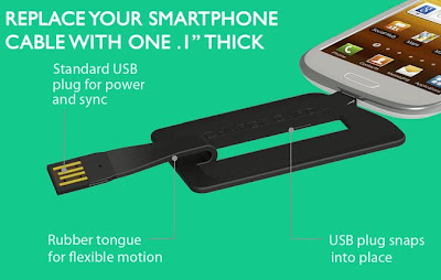 Awesome Portable Recharging Cables (15) 14