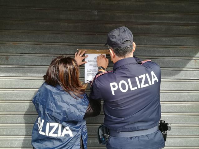 Foggia, Circolo Libertas chiuso dalla Polizia di Stato