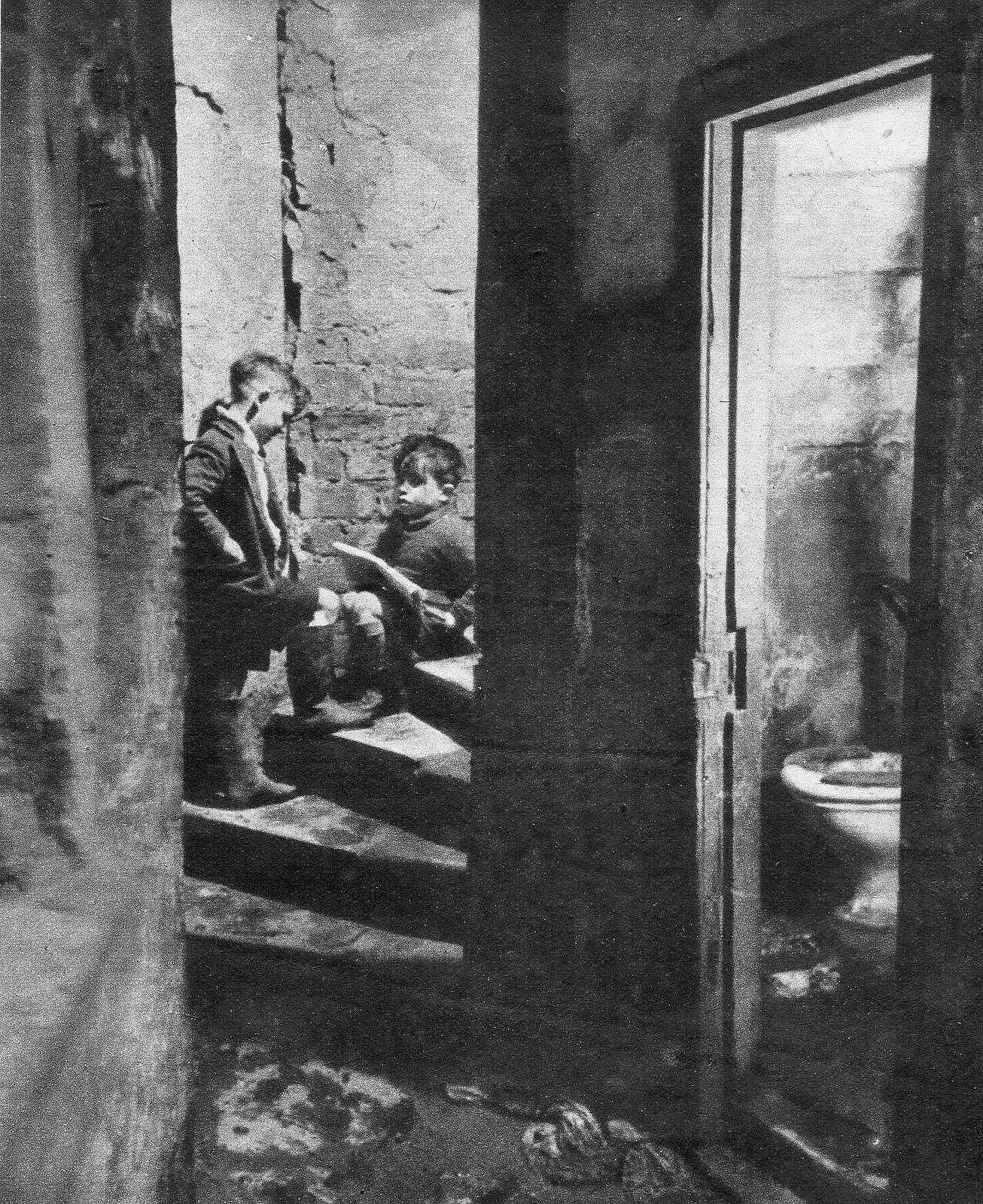 Hayes Peoples History 1948 The Forgotten Gorbals