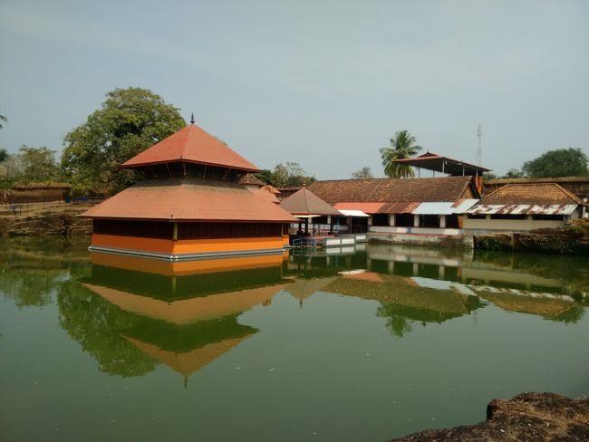 View Of Ananthapura Lake Temple