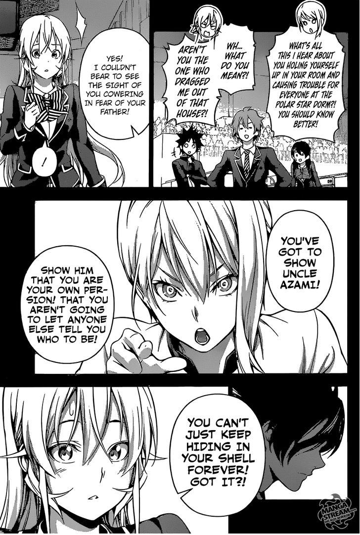 Shokugeki no Soma - Chapter 206