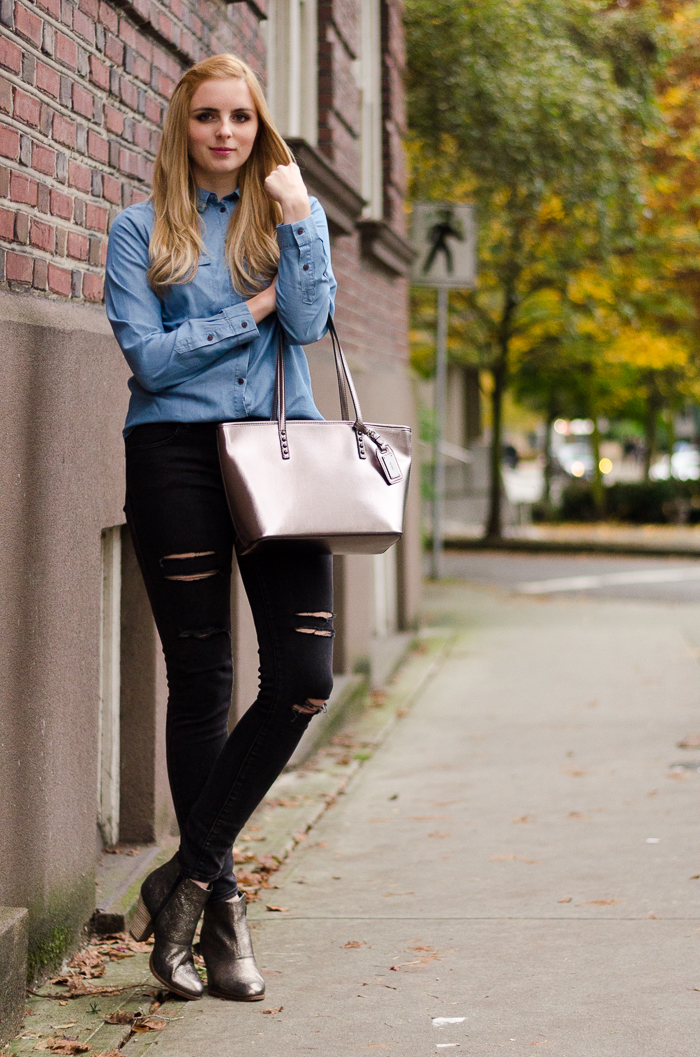 What to wear with ankle boots
