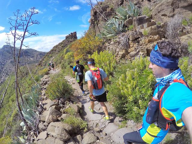 Maratón de montaña de la TransGranCanaria