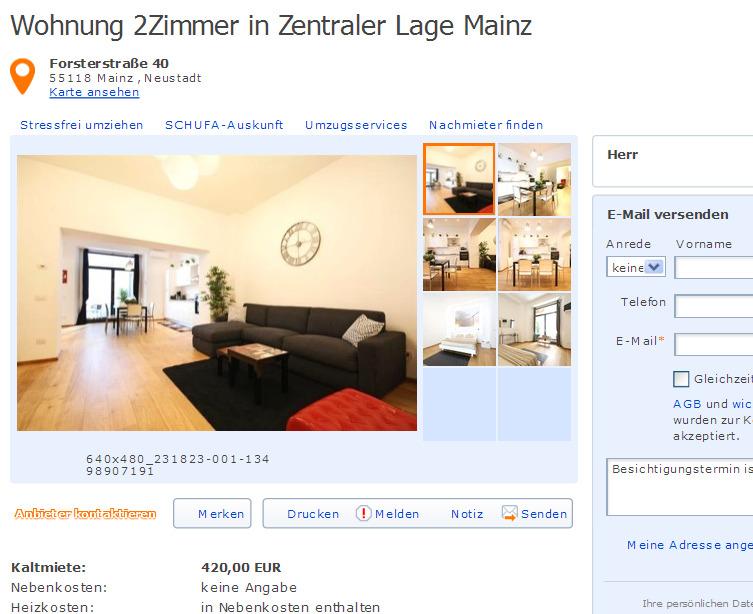 alias frederic klauser wohnung 2zimmer. Black Bedroom Furniture Sets. Home Design Ideas