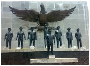 Patung Pahlawan Revolusi Jakarta