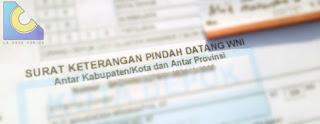 Cara Mengurus Surat Pindah Antar Provinsi dan Kabupaten