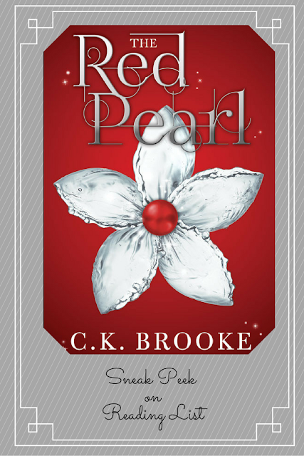 The Red Pearl by CK Brooke A Sneak Peek