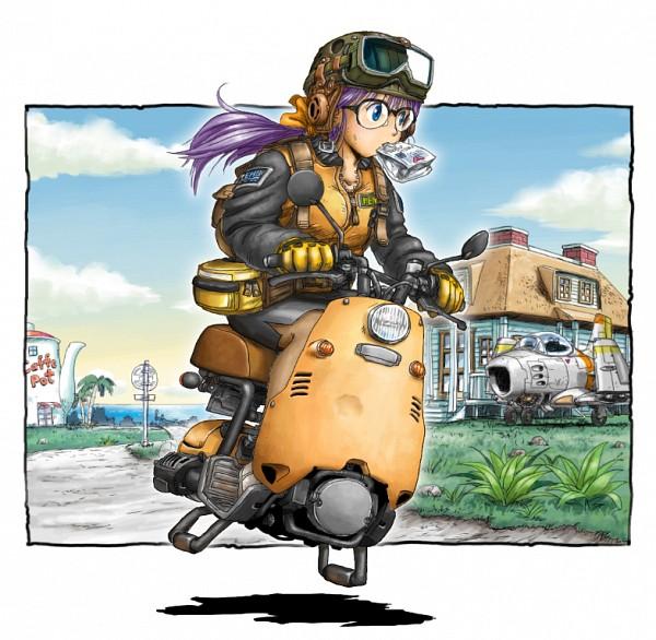 Download Anime Dragon Crisis Dr. Slump: Arale-Chan (Episode 1 - 38) Subtitle Indonesia