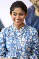 Sai Pallavi looks super cute in plain dress at her interview in Telugu about movie Fidaa ~ Exclusive Celebrities Galleries 031.JPG