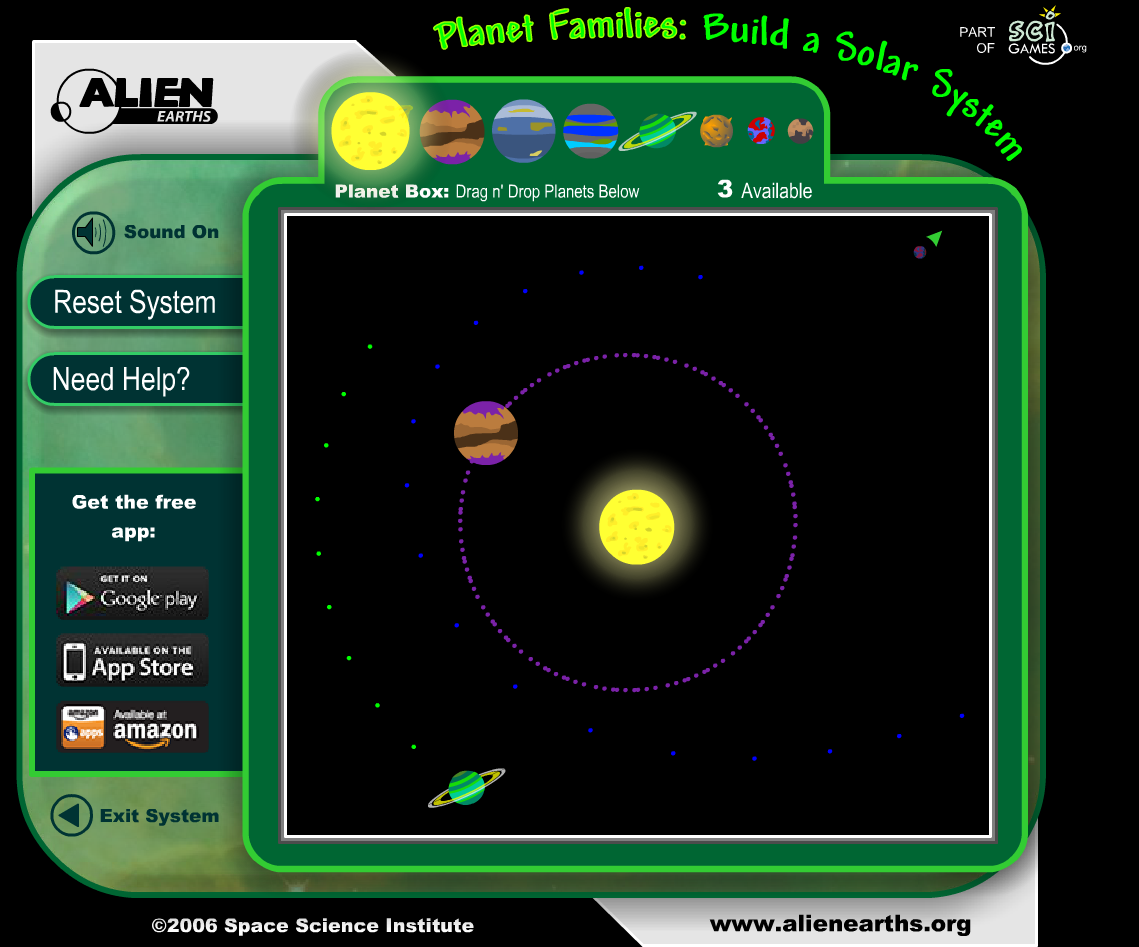 All about Known Universe Solar System Builder - r18worker info