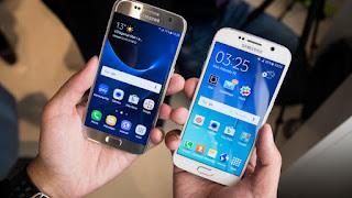 Galaxy S7 vs Galaxy S6,Quelles différences ?