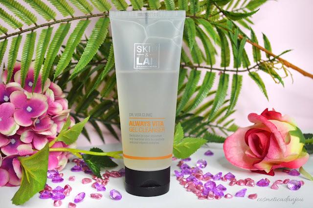 Skin & Lab Dr Vita Clinic Always Vita Gel Cleanser