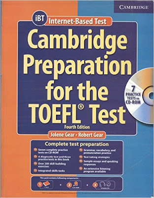 Download Free Cambridge Preparation for the Toefl Test Book PDF with Audio and CD