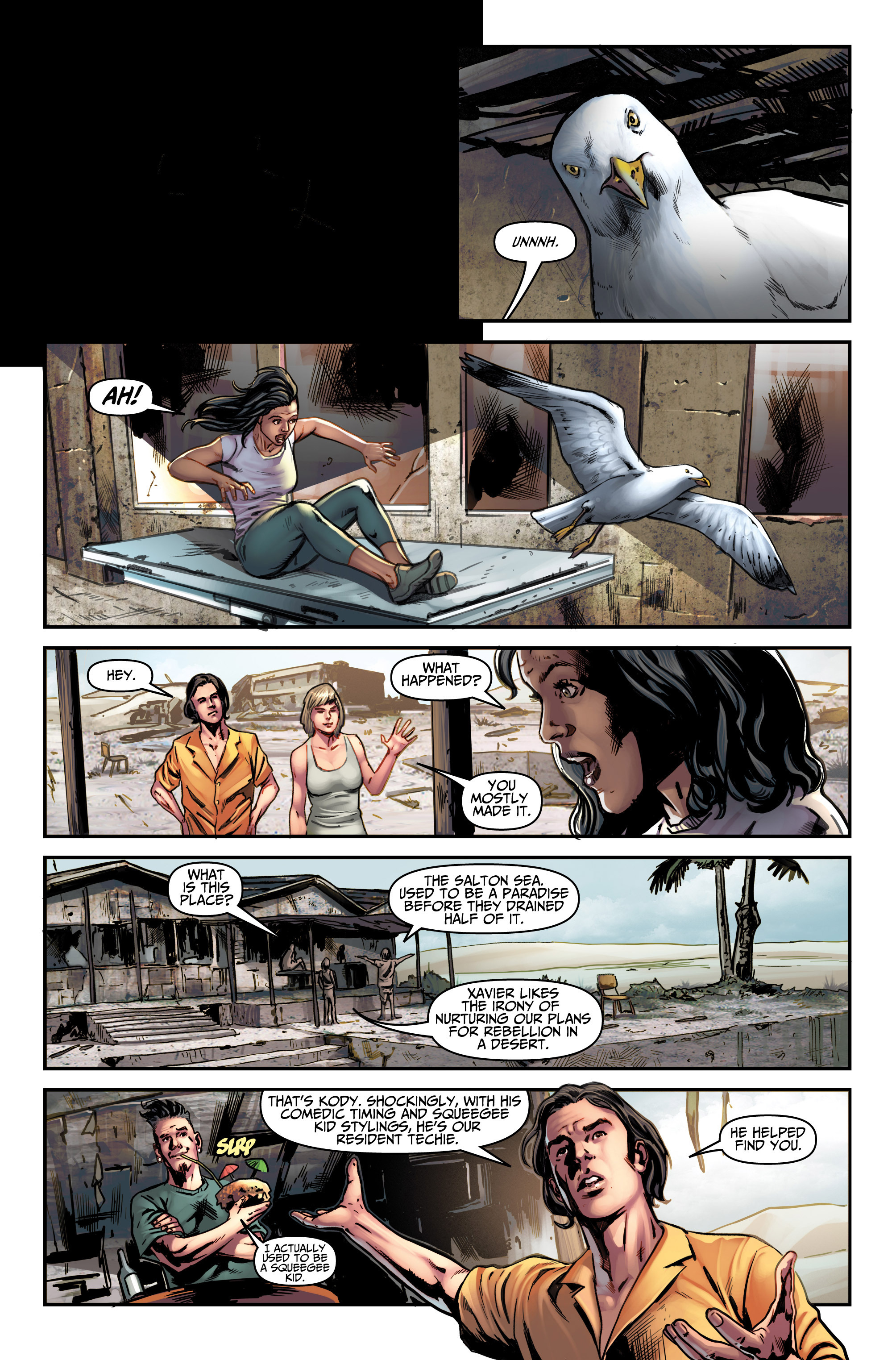 Read online Assassin's Creed (2015) comic -  Issue #1 - 16