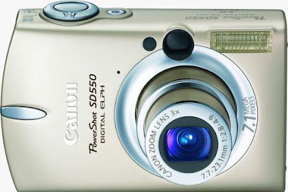 Canon IXUS 750 Driver Download Windows, Mac