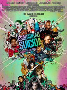Esquadrão Suicida BDRip Dublado + Torrent 720p e 1080p