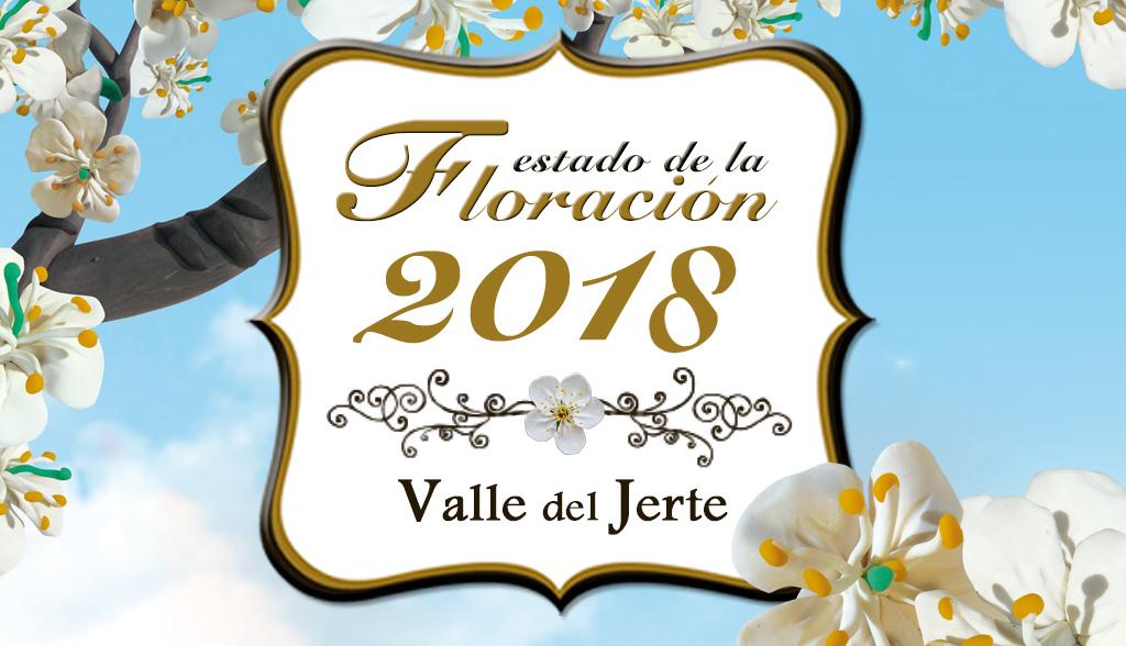 floracion jerte 2018