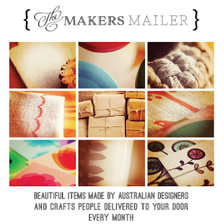 the makers mailer handmade items