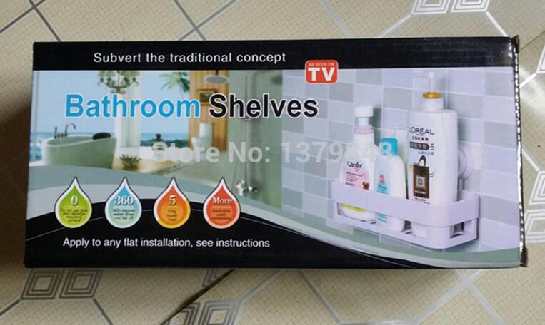 Rak Tempat Sabun Kamar Mandi Bathroom Shelves