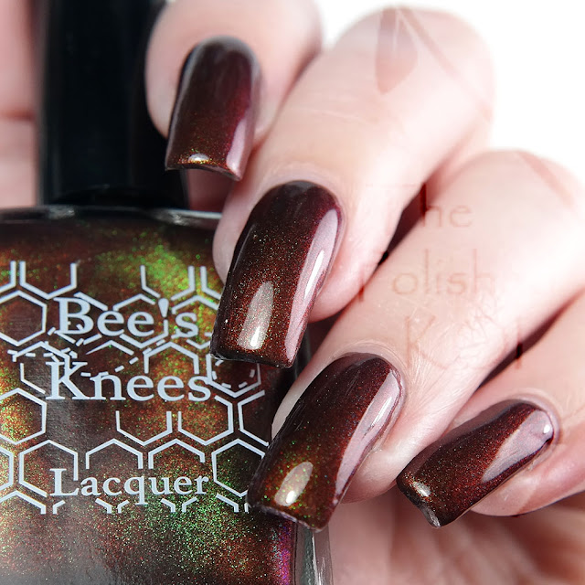 Bee's Knees Lacquer IT