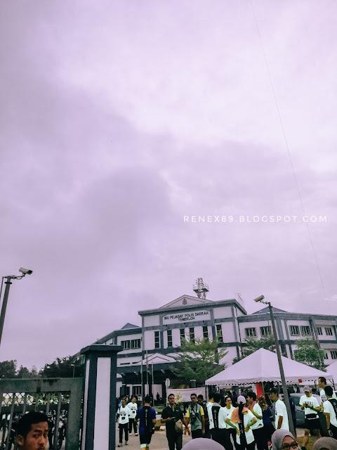 un Run & Ride PDRM di IPD Temerloh #HariSukanNegara2018