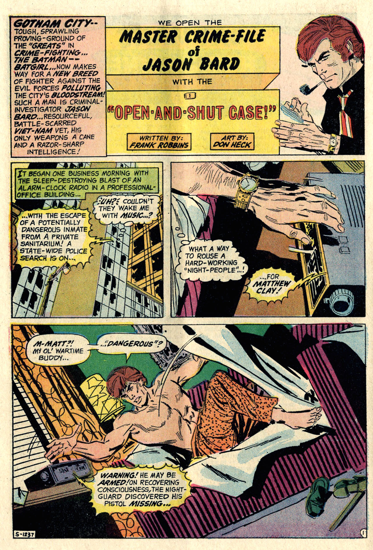Detective Comics (1937) 425 Page 21