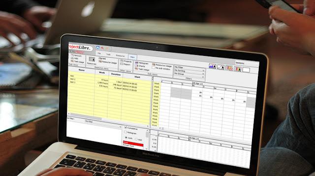 Conheça o ProjectLibre uma alternativa livre ao Microsoft Project!