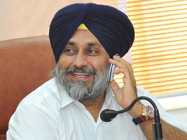 Sukhbir Singh Badal  Former Deputy Chief Minister of Punjab  Photo Pics Image Wallpaper