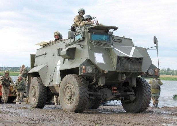 СТО Зелений Гай відремонтує армійські бронемашини Saxon