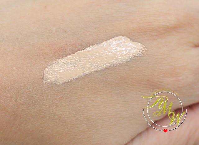 a swatch photo of Clio Kill Cover Conceal-Dation Review