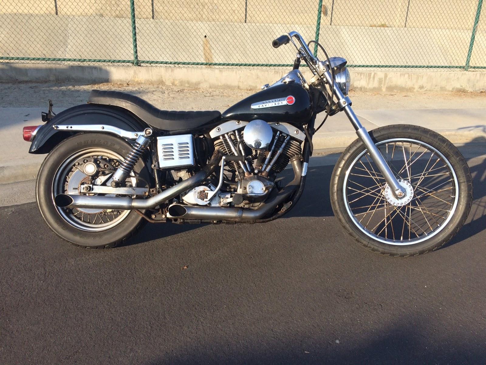cycle zombies blog: For Sale** 1975 Harley shovelhead
