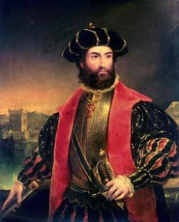 Biografi Vasco Da Gama