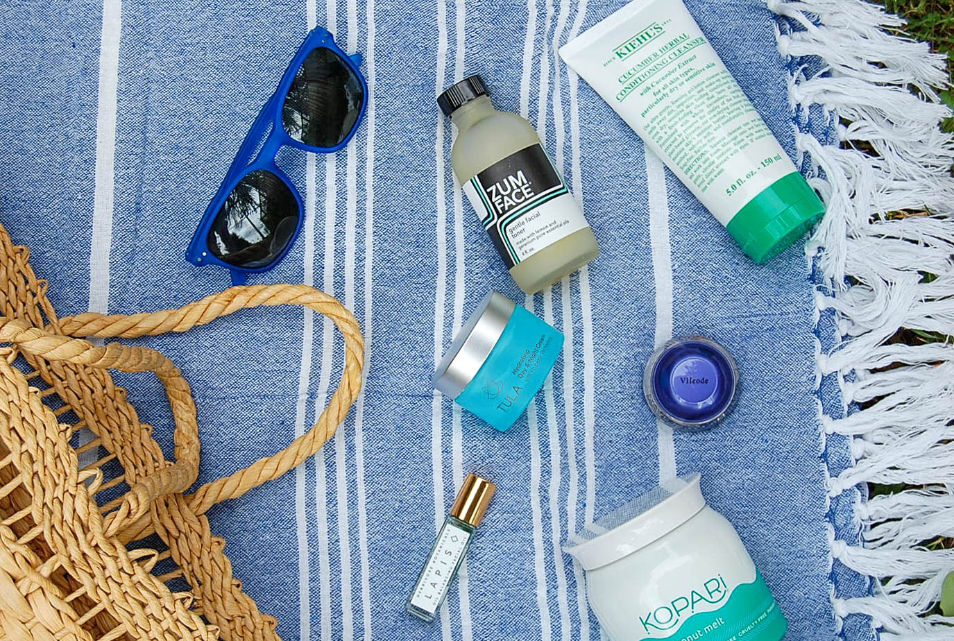 July Beauty Edit: Skincare Favorites for Summer