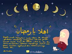 Seronoknya Ramadhan Semakin Hampir