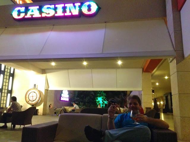 Cassino do Hotel.
