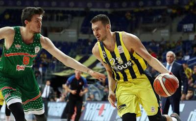 Fenerbahçe Doğuş - Banvit