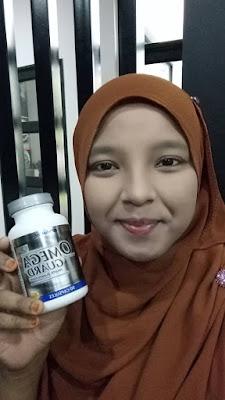 Asma pulih dengan omega 3 shaklee