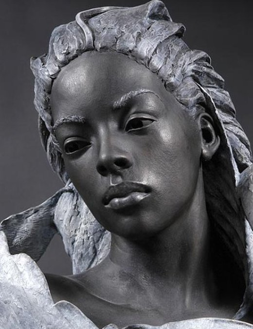Philippe Faraut arte esculturas bustos retratos realistas