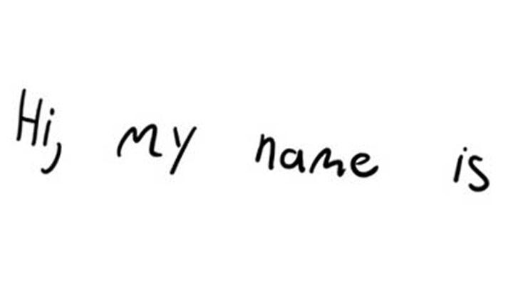 Mengenal Peribadi Dari Tulisan Tangan