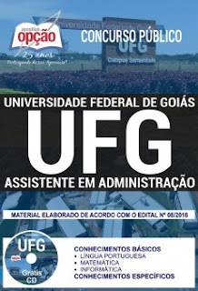Concurso UFG 2018
