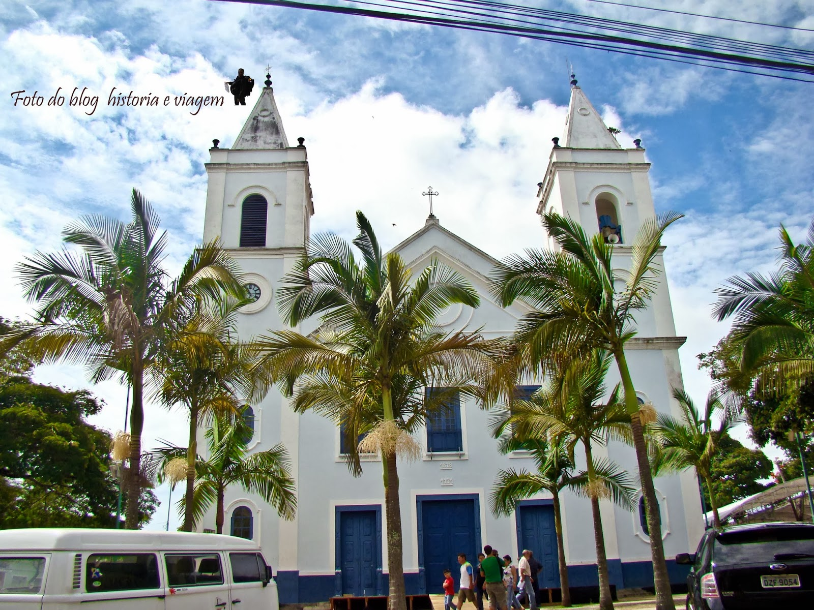 Igreja Matriz de Cunha