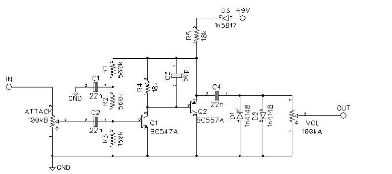 diy guitar pedal blog jordan bosstone fuzz. Black Bedroom Furniture Sets. Home Design Ideas