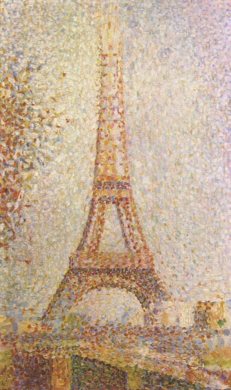 Georges Seurat 1859-1891 | French Post-Impressionist painter