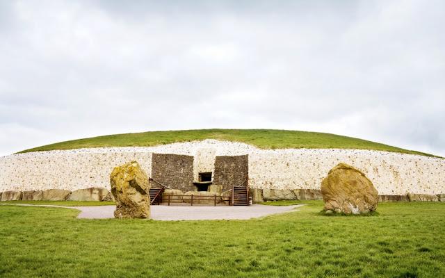 Newgrange, Irlandia