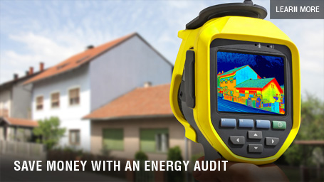 Energy Audits - DeVere Insulation Home Performance