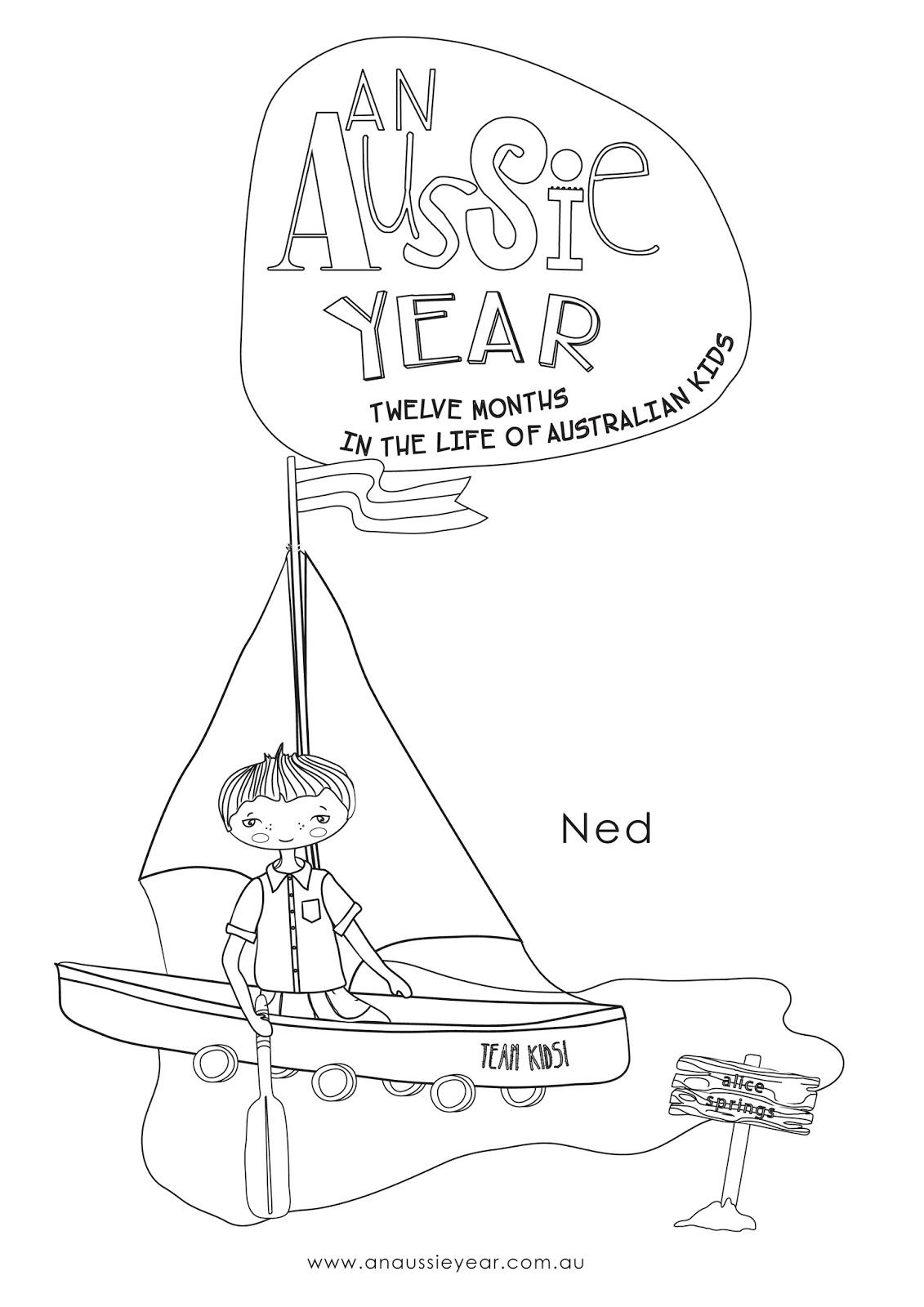 Kids' Book Review: Children's Week Special: An Aussie Year ...