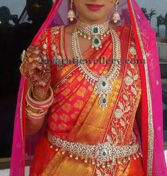 Best Blouse Design on Diwali