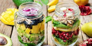 nutrition in heat